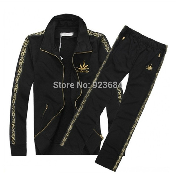 Wholesale-Brand Crows Zero 2 Oguri Shun Uniform Set Sport Men Hoody Blazer Jacket Hoodies Men Clothing Jacket+Pants (MS-02)