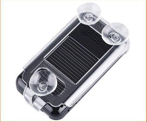 10 шт. / лот солнечных батареях Bluetooth громкой связи автомобильный комплект carkit громкой связи ЖК-автомобильная электроника 200C