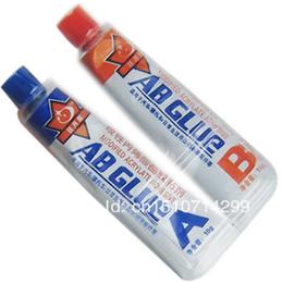 Adhésif à base d'acrylate modifié à deux composants en gros-4PCS / lot AB Glue FwU4w ? partir de fabricateur