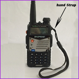 Wholesale Vhf Uhf Handheld Transceivers - Wholesale-New Waterproof Pofung Baofeng UV-5RA For Police Walkie Talkies Scanner Radio Vhf Uhf Dual Band Cb Ham Radio Transceiver 136-174