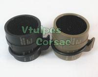 Wholesale Acog Kill Flash - Wholesale-Elemnt&Trijicon ACOG 4X32 Aimpoint Scope Kill Flash & Defender (Tan Color And Black)