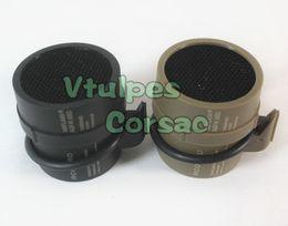 Wholesale Tan Acog Scope - Wholesale-Elemnt&Trijicon ACOG 4X32 Aimpoint Scope Kill Flash & Defender (Tan Color And Black)
