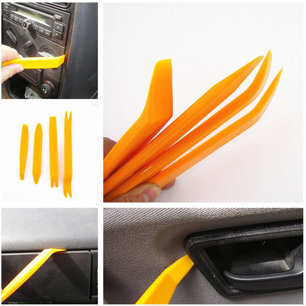 Open Pry Tool For LED Interior Lights Car & Truck Light Bulbs License Plate Lights Removal Installation Car & Truck Parts