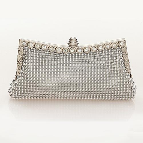 best selling Wholesale-Fashion Ladies clutch bags with Shoulder Chain bridesmaids clutch bag party evening handbag Messenger Bags