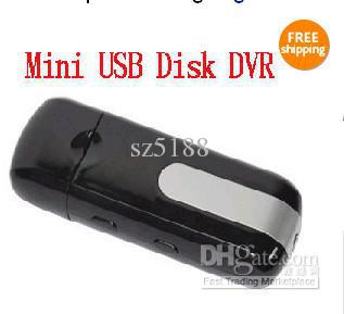 MiNi USB Flash sürücü Casus Kamera, HD video 30fps DİSK DVR