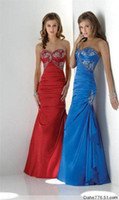 Wholesale Sweetheart Paillette Sleeveless Prom Dresses - 2012 Hot New SEXY Sweetheart Paillette   Sequins Prom dresses formal Party gowns Evening dresses 174