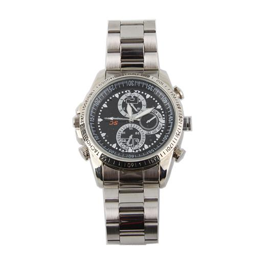 Wholesale-New Cool Wrist Watch 8GB Mini DV DVR Camera Camcorder Video Recorder 30fps Free shipping