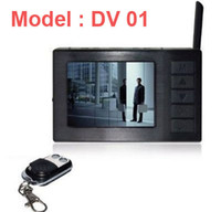 Wholesale-DV01 2.4G Wireless Receiver DVR-Kamera, 2.4