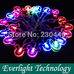 Cheap Wholesale Led Lights For Home Decor 110v 220v Mickey Mouse ...