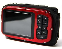 Wholesale Digital Camera Photograph - Wholesale-Newst 16MP 10m waterproof camera 2.7'' LCD 8x Digital Zoom for Underwater Photograph Digital Camera free shipping