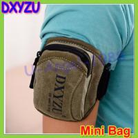 Wholesale Small Belt Bags - Wholesale-2015 New Luxury Men Messenger Travel Waist Pack Male Small Belt Bags Outdoor Fanny Phone Pouch Women Sport Shoulder Back Bag