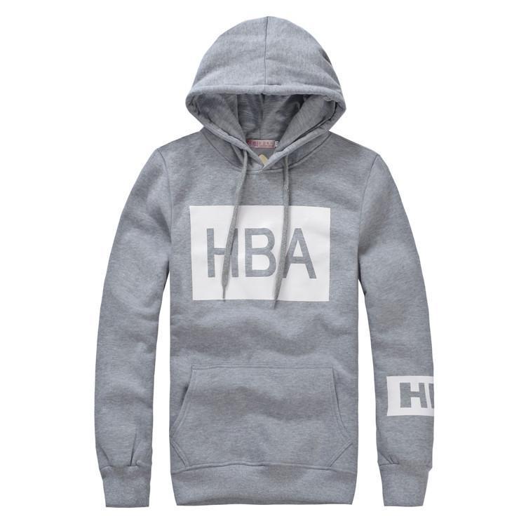 2015 Hot venda Hood air por outono e inverno pyrex hba com um capuz pullover camisola outerwear blusas dos homens outerwear hoodies