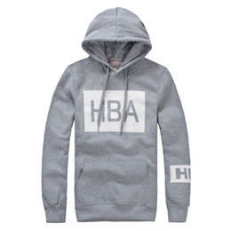 Wholesale Pyrex Long Sleeve - 2015 Hot sale Hood air by autumn and winter pyrex hba with a hood pullover sweatshirt outerwear men's blouses outerwear hoodies