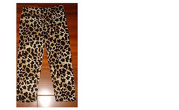 Wholesale Leopard Print Leggings For Kids - 1Pcs Baby Girls' Pants Fashion Leopard Print Fall Winter Children Kids leggings Trousers For 1-5yrs Free Shipping
