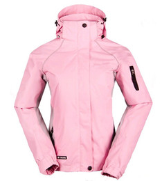 Wholesale Hid Shell - Ms. brand outdoor sports jackets,warm ski clothing free shipping soft shell liner hat can hide 2015 Winter Fashion Slim  9 color