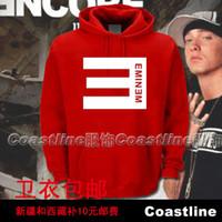 Wholesale Bad Meets Evil - Wholesale-Bad Meets Evil Shady Slaughterhouse Retro Da Eminem Rap Music Hip Hop Unisex The sleeve head Hooded hoodies sweatshirt