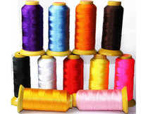 Wholesale-Silk Friesen Gewinde Perlseide String 750Meter Spool