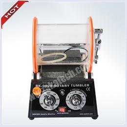 Envío gratis por DHL Rotary Tumbler Herramientas rotativas Capacidad de la máquina de la joyería 3kg Máquina pulidora de la joyería desde fabricantes