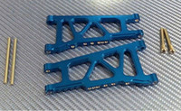 Wholesale Traxxas Free Shipping - WHOLESALE ALLOY FRONT   REAR LOWER ARM - 1PR For TRAXXAS Slash 4X4 FREE SHIPPING