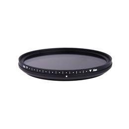 Yeni 67mm Ince Filtre Fader Değişken Ayarlanabilir ND2 ND400 ND Nötr Yoğunluk Filtreler için Kamera DSLR cheap neutral density filters nereden nötr yoğunluk filtreleri tedarikçiler