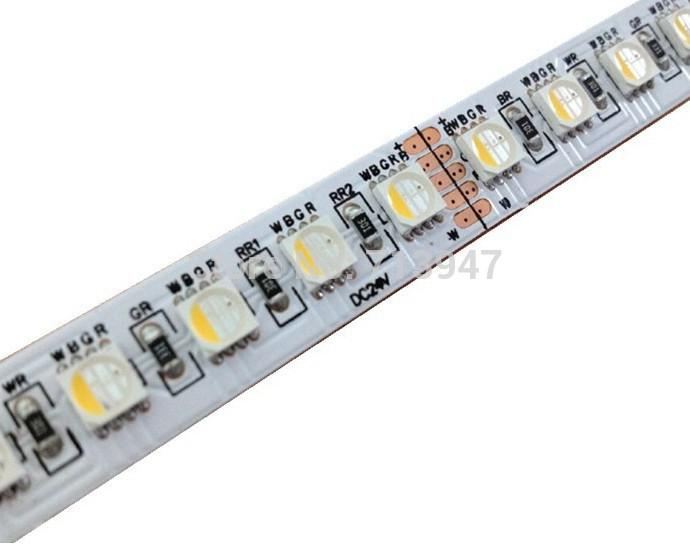 New Arrival Rgbw Led Strip Waterproof 24v 5050smd 60led/M 5m/Roll Rgbw Led  Strip Light Outdoor Led Lighting Strips Outdoor Led Strip From Mikety, ...