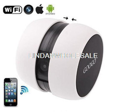Wholesale Googo Phone Wifi Camera - wireless camera Electronic Baby safety googo baby monitor WIFI Camera for Smart phones( IOS  Android System) Tablets