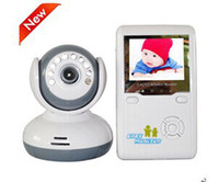 Baby Monitor 2.4G Wireless Digital IR Video Talk una visione notturna 2,4