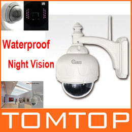 Wholesale Neo G - Wholesale-NEO Coolcam Wireless IP Camera Outdoor Waterproof PT IR Cut LED Night Vision Motion Detection Wifi 802.11 b g freeshipping