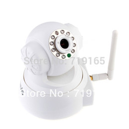 Wholesale Tenvis Wifi Wireless Security Ip - Wholesale-Original Tenvis professional Indoor mini wireless wifi security CCTV IP Camera webcam baby monitor ,2-way audio, night vision..
