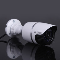 Wholesale Ip Camera Outdoor Eu - Wholesale-Cotier 1.0MP 720P Bullet IP Camera Indoor Outdoor P2P Onvif Waterproof Night Vision Nightvision EU Plug