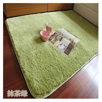 60120cm100cm150cm Fashion Bedroom Carpet Fleece Living Room