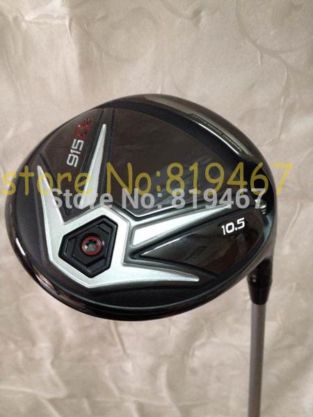 Al por mayor-2016 palos de golf 915D2 915 D2 driver 10.5 loft regular flex 1 unids controlador de golf incluyen cubierta de golf