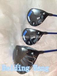 Wholesale Driver Golf - 2015 New Golf G30 Driver 9 Loft Fairway Wood #3-14.5 , #5-18 With TFC419D Graphite R Flex Shaft Golf G 30 Wood Set Clubs