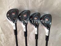 "Wholesale Hybrid Sets - R15 Hybrid R15 Golf Hybrid OEM Golf Clubs 17"" 19"" 21"" 24"" Degree Graphite Shaft Regular Stiff Flex With"