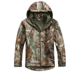Wholesale Realtree Camo Clothes - 2015 NEW Arrival Waterproof Realtree AP Camouflage Hunting Jacket Clothing,Fishing Hunting Camo Jacke