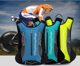 Wholesale Bicycle Print - Wholesale-Mochila Camelback 12L Breathable Cycling Bicycle Bike Shoulder Backpack Ultralight Outdoor Riding Travel Mountaineering