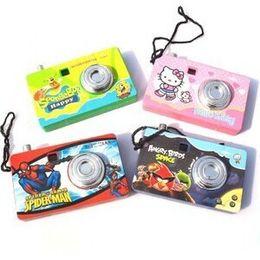 Wholesale Toy Animal Image - Free shipping 5pcs lot simulation camera toy transform image mini camera small animal movie TY107