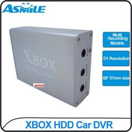 Wholesale Mini Dvr Xbox - Mini DVR modul 1ch full D1 DVR XBOX DVR manufacturers from asmile