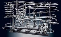 gemi bulmaca modeli toptan satış-DHL veya FedEx tarafından ücretsiz nakliye, Roller coaster modeli, puzzle oyuncak, SPACERAIL seviye 9
