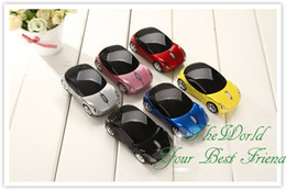 Wholesale Car Mice Control - Wholesale-2015 High Quality Remote Control Computer Mouse, Pink Car Style Mouse For Girls,Game Mouse For Gamer