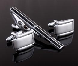 $enCountryForm.capitalKeyWord Australia - Hot sale Silver Men's Cufflinks Cuff Links men Dress Wedding cufflinks Free shipping Business Shirt Cufflink & Tie pin set