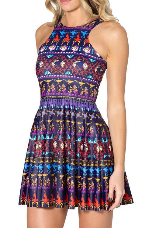 New 2015 Women Galaxy Dress Black Milk Dress Galaxy Purple ... cbd4623f8