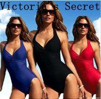 Wholesale Skirted Bikinis - Wholesale-Fashion 2015 sexy bikini skirt female swimwear steel Women's Swimsuit push up swimwear L XL XXL