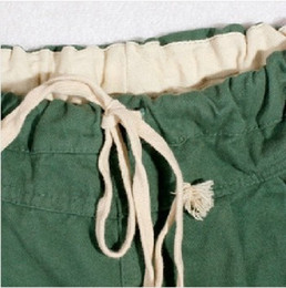 Wholesale Cut Loose Cargo Pants - New 2015 spring summer Women's Elastic Loose Wide Leg Pants Big Size Cargo Casual Sports Pants, Trousers Women, Harem Pants