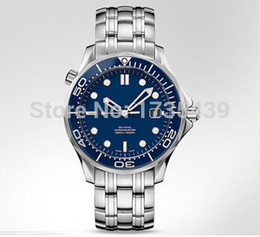 Wholesale Mens Watched - New watches men luxury brand Mens Watches automatic watches 007 skyfall men self-wind watch
