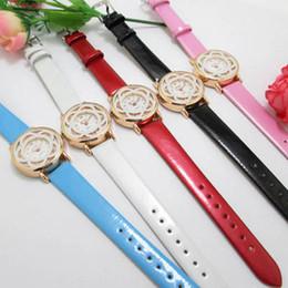 Wholesale Dress Up Glasses - New Fashion Casual luxury brand ladies Business Watch Women Leisure Models Diamond Bracelet Quartz Watch