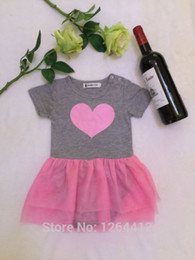 Wholesale New Stylish Girls - 2015 New retail cute and stylish baby romper cute girl wearing pink princess lace jumpsuit baby clothes free shipping