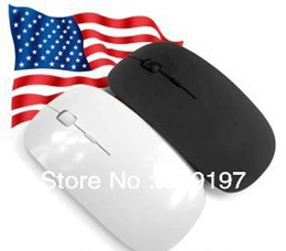 Wholesale Vista Design - Wholesale-Wholesale Free Shipping Best design Slim black Feeling good bluetooth wireless mouse for Macbook win 7 xp vista laptop travel