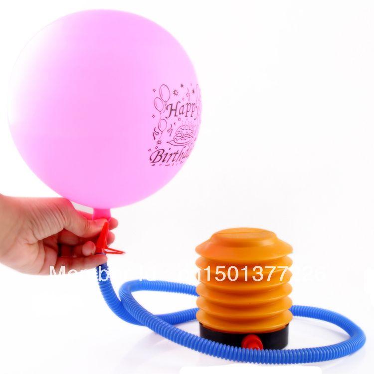 Best promotional foot pump balloon wedding supplies wedding room see larger image junglespirit Choice Image