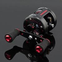 Wholesale Cool Fishing Lures - Lure rod 10 shaft casting drum reel blackfish reel cool fish reel